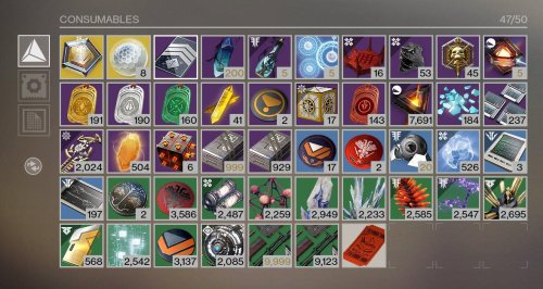 The Good News: 18 'Destiny 2' Currencies That Are Being Deleted Forever
