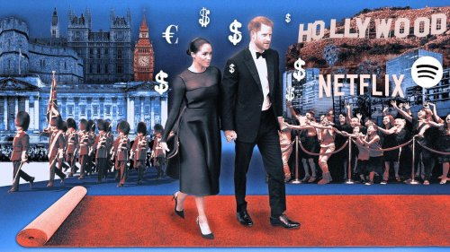 How Much Are Prince Harry And Meghan Markle Worth? Surprisingly Not That Much.