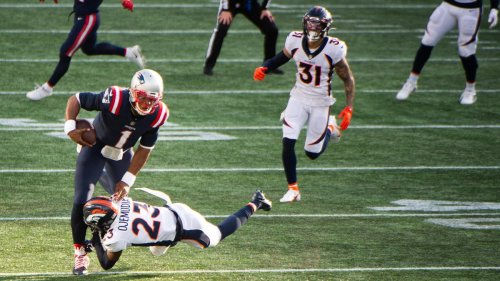 The Good And Bad From New England Patriots' Loss To Denver Broncos
