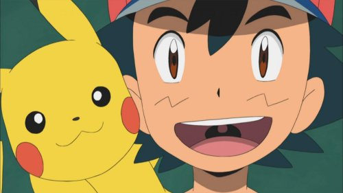 Ash Looks Very Different In The New 'Pokémon Sun And Moon' Anime