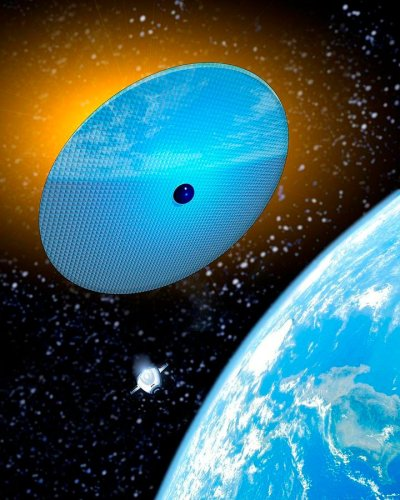 Ask Ethan: Could We Just Build A 'Space Sunshade' To Counteract Global Warming?