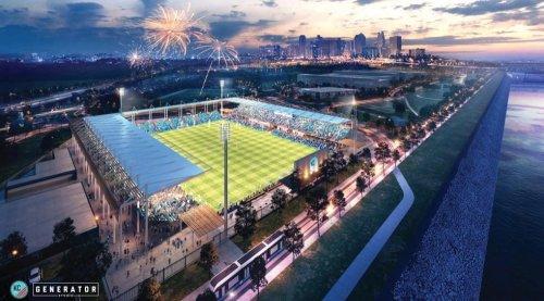 New Purpose-Built Stadium First For National Women's Soccer League