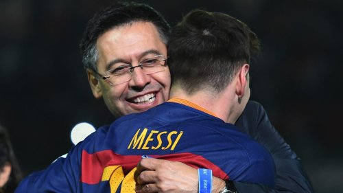 Ex-FC Barcelona President Bartomeu: 'Letting Messi Leave Was A Bad Decision'