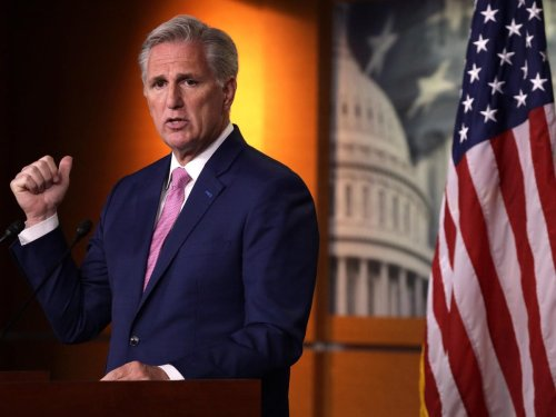 Republican House Leader Doubles Down On Bitcoin As Counter To China
