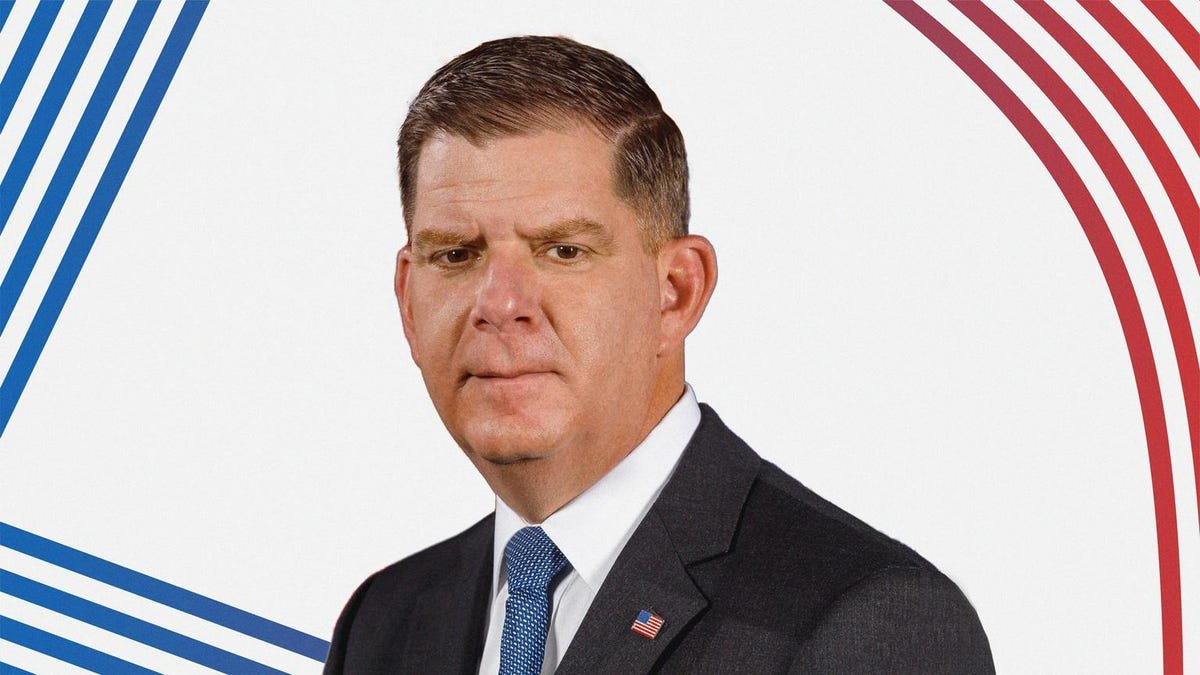 Here's How Much Labor Secretary Marty Walsh Is Worth