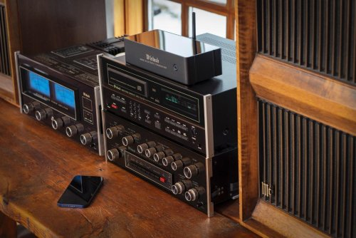 McIntosh Unveils Standalone Bluetooth Transmitter And Receiver