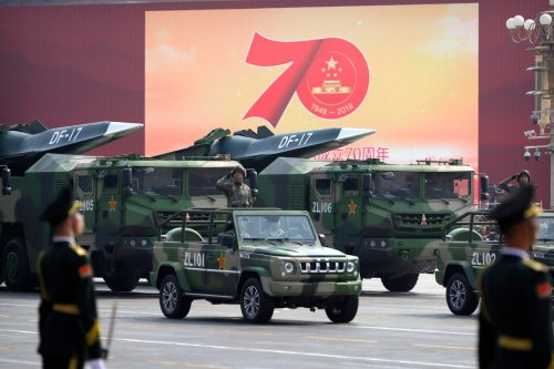 China's New Orbital Weapon Underlines That Nuclear Peace Requires Arms Control