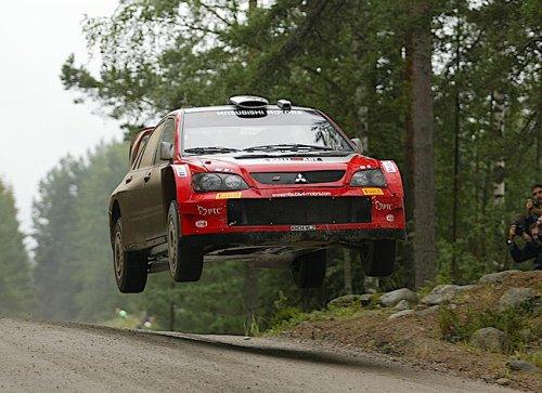 Mitsubishi's Rally-Winning Ralliart Brand To Make Timely Comeback