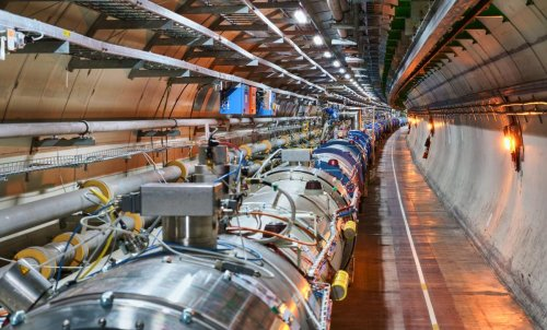 Will The Large Hadron Collider 'Break' The Standard Model?
