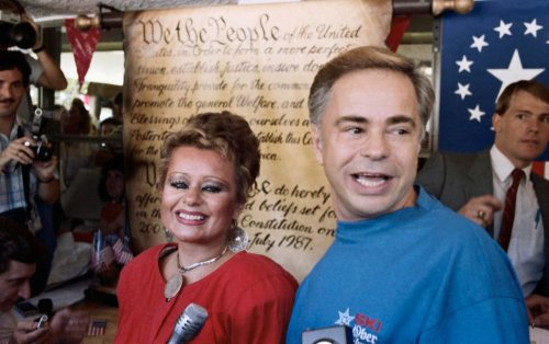 Televangelist Jim Bakker's Church To Pay $156,000 To Settle Case Involving Fake Covid Cure