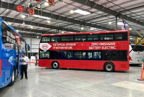 Take A Seat, Tesla; The Real Revolution In EVs For The Masses Is On The Bus