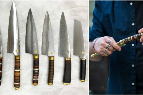 Why These Handmade Knives Are The Talk Of The Culinary World