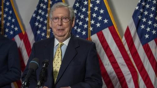Republicans Release HEALS Act; Stimulus Provides $1,200 Checks, Cuts To Unemployment Payments