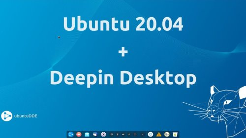 An Exciting New Version Of Ubuntu 20.04 Offers The Deepin Desktop With A Twist