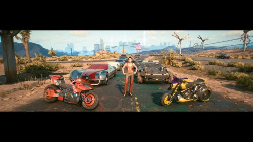 I Bought Every 'Cyberpunk 2077' Car And Motorcycle: Here Are The Best Ones