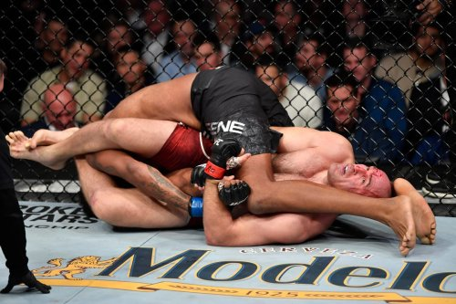 UFC On ESPN+ 32 Full Fight Video: Watch Aleksei Oleinik Submit Maurice Greene