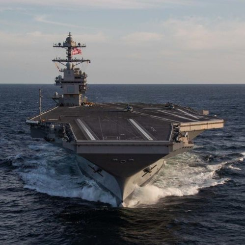 Despite Promises, USS Ford Heads To Shock Trials With 4 Broken Elevators