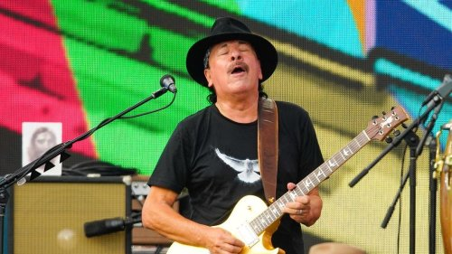 Q&A: Carlos Santana On Metallica, 'Queens' Beyonce And Adele, B.B. King And Much More