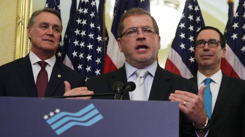 Vocal Opponents Of Federal Spending Took PPP Loans, Including Ayn Rand Institute, Grover Norquist Group