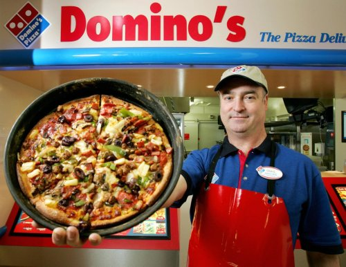 How Data Creates Trillion Dollar Firms: The Case Of Domino's Pizza