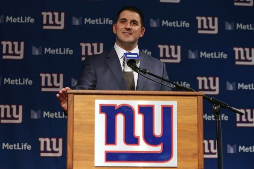 New York Giants Head Coach Joe Judge Checking Off The Boxes