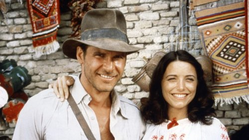 Karen Allen Talks 'Raiders Of The Lost Ark' Turning 40 And Not Being Done With Marion Yet