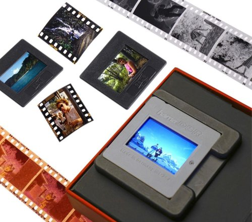 The Portable PictoScanner Turns Slides And Negatives Into Digital Images Using Just A Smartphone