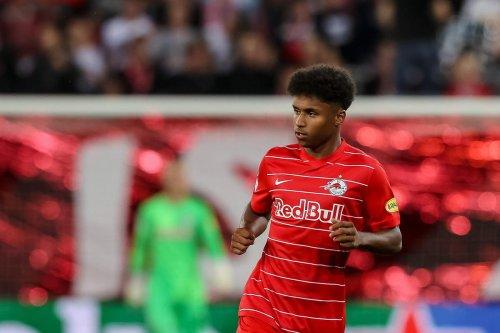 Karim Adeyemi: RB Salzburg's $22m Striker Continues To Impress