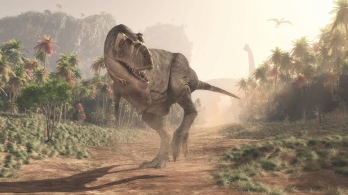About 2.5 Billion T. Rex Dinosaurs Stomped Across The Earth's Surface, Study Finds