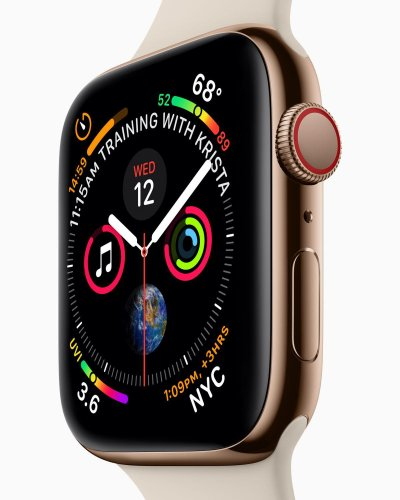 About Apple Watch ⌚️ cover image
