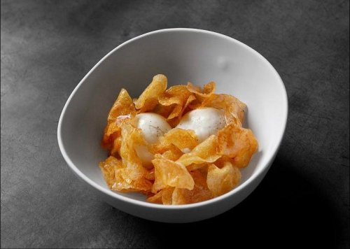 Honey Butter Chips? How Oiji NYC's Chef Brian Kim Creates Culinary Magic