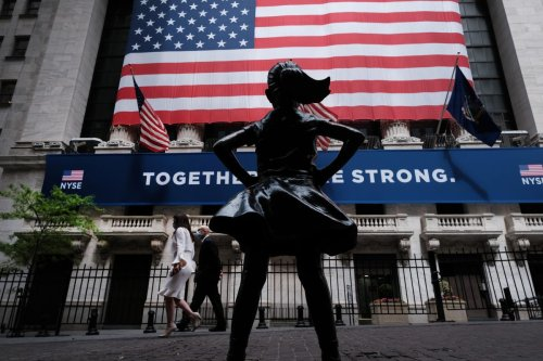 Dow Jones Futures: U.S. Jobless Claims, Second Stimulus Deal Weigh On Coronavirus Stock Market Rally; Gold Price Up