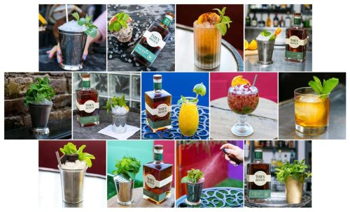 13 New Spins On The Classic Mint Julep From Top Mixologists
