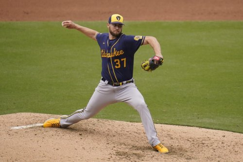 Adrian Houser And His 'A+' Sinker Are An Unheralded Part Of Brewers' Run-Prevention Machine