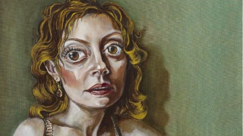 Anh Duong On The Art Of Painting Celebrities