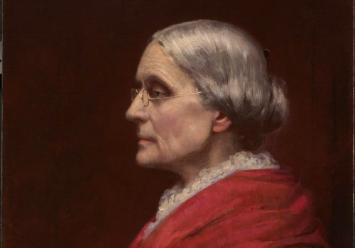 Suspicious Fire At Home Of Women's Rights Icon Susan B. Anthony Over The Weekend