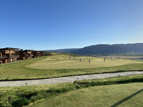 Does This Golf Resort Have The Best Putting Course In The U.S.?