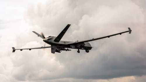 The U.S. Air Force's Next Killer Drone Could Fly And Fight All By Itself