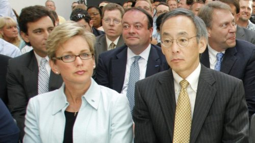 Steven Chu's 5 Tips For New Energy Sec. Jennifer Granholm: Lead With Questions, Find A Watering Hole...