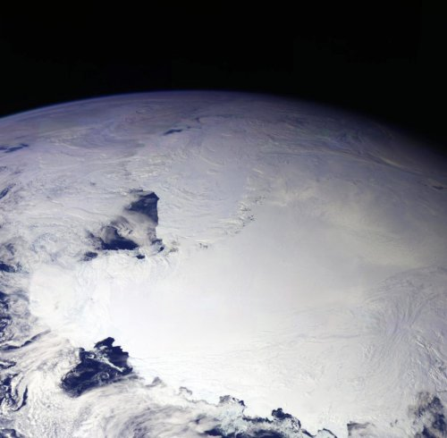 Ozone Hole Over South Pole Is Now Larger Than Antarctica