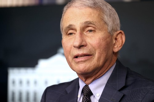 Fauci: Thanksgiving Air Travelers Are 'Going To Get Us Into Even More Trouble'