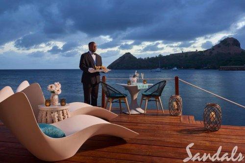 Perfect Pampering Awaits You At Sandals Resorts