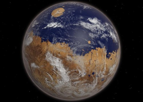 Ask Ethan: Were Mars And Venus Ever Living Planets?