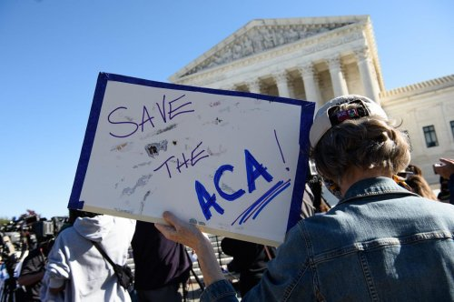To Healthcare Industry's Glee, Supreme Court Saves Obamacare Again