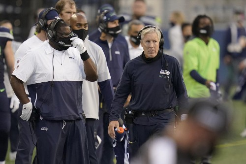 NFL Helping Save Lives By Fining Coaches For Not Wearing Masks