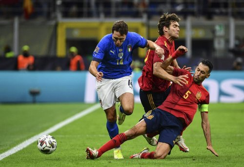 Italy's Lack Of Strikers Is A Real Problem For Roberto Mancini As World Cup Looms