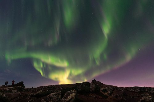 Sunspots, Solar Flares, Auroras: Space Weather Getting Spicy
