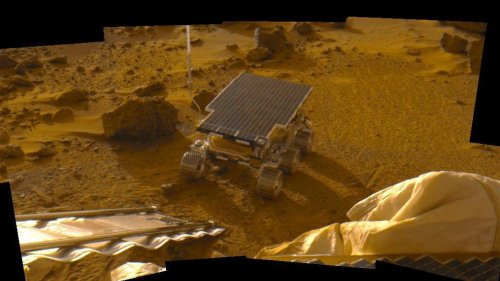 The Sojourner Rover Paved The Way For Perseverance