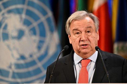 UN Chief Lectures Texas Based On False Premise