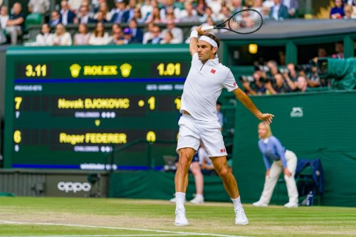 Roger Federer 'Not Coming Back To Make Up The Numbers'